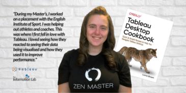 Lorna Brown's Tableau Cookbook is SCRUM-diddlyumptious